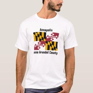 Anne Arundel Countyメリーランド Tシャツ
