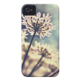 Annes女王のレースによってはiphone 4ケースが開花します Case-Mate iPhone 4 ケース