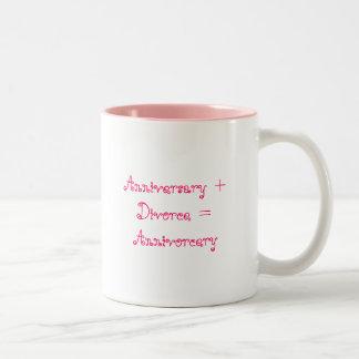 Annivorceyのマグ ツートーンマグカップ
