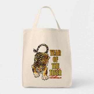 Annoのdella Tigre トートバッグ