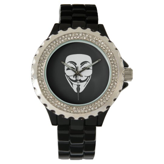 ANONYMOUS MASK 腕時計