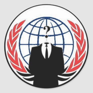 #anonymous ops ラウンドシール