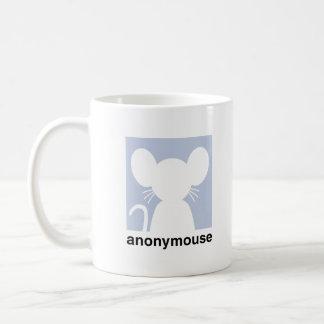 Anonymouse コーヒーマグカップ