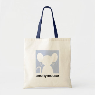Anonymouse トートバッグ