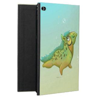 ANOUKかわいい外国モンスターのロボットIPAD POWIS iPad AIR 2 ケース