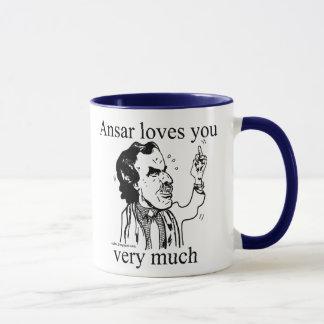 Ansar (Taza) マグカップ