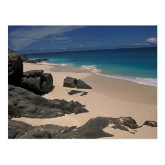 Anseのタケ; Fregateの島; セイシェル ポストカード
