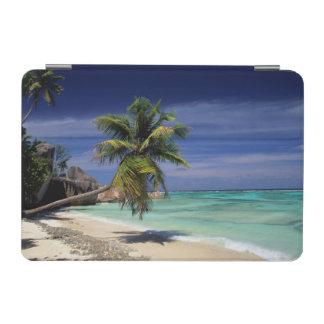 Anse Sourse D'Argentのビーチ、La Digue iPad Miniカバー