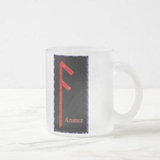 AnsuzのRune フロストグラスマグカップ