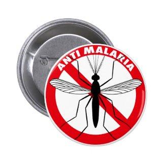 Anti Malaria Button
