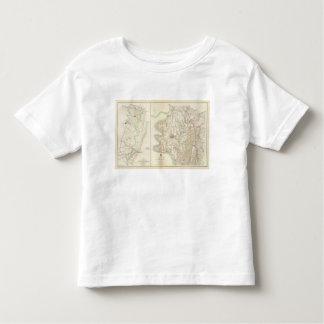 Antietamのハープ奏者のフェリー、Sharpsburg トドラーTシャツ