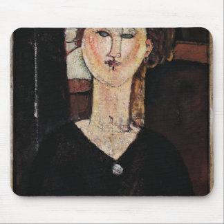 Antonia、c.1915 マウスパッド