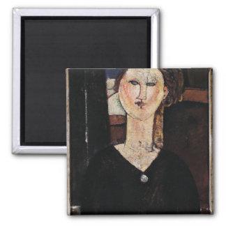 Antonia、c.1915 マグネット