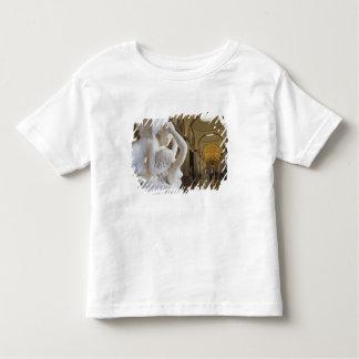 Antonioカノーバ著キューピッドそして精神のキス、 トドラーTシャツ
