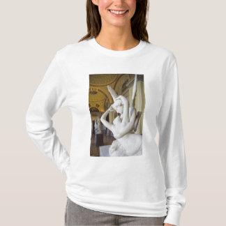Antonioカノーバ2著キューピッドそして精神のキス、 Tシャツ