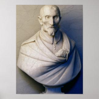 Antonio Coppola 1612年のバスト ポスター