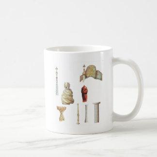 Antonio Gaudi。 バルセロナ。 スペイン。 建築 コーヒーマグカップ