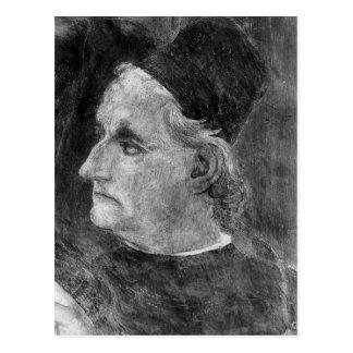 Antonio Pollaiuoloのポートレート ポストカード