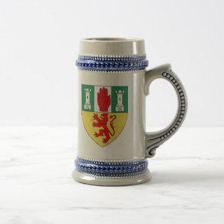 Antrimの腕、アイルランド ビールジョッキ