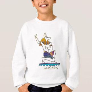 ANUBISのエジプト人の神 スウェットシャツ