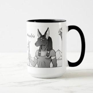 Anubisのマグ マグカップ