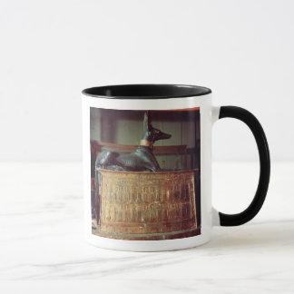 Anubisの死者のエジプトの神 マグカップ