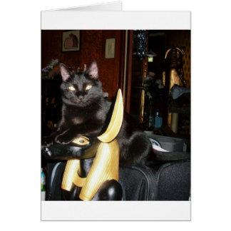 AnubisのBastet カード