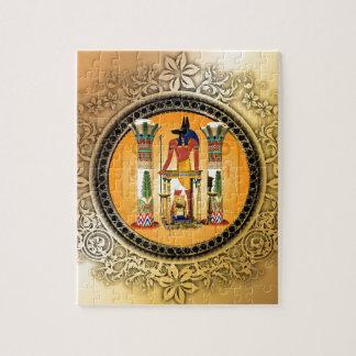 Anubis、エジプト ジグソーパズル