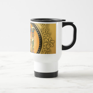 Anubis、エジプト トラベルマグ