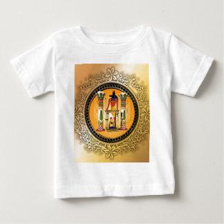 Anubis、エジプト ベビーTシャツ