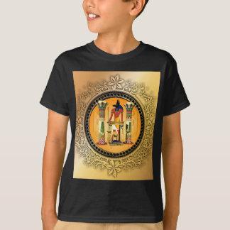 Anubis、エジプト Tシャツ