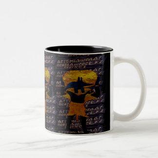 Anubis ツートーンマグカップ