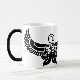 Anubis-Bastet マジックマグカップ