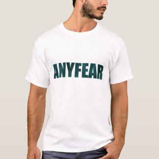 AnyFearのトレーニング! Tシャツ