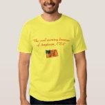 Anytown米国 T-シャツ