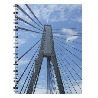 ANZAC橋ノート ノートブック