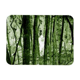 """""""Aokigaharaの森林"""" -磁石の幽霊 マグネット"""