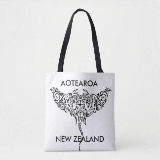 aotearoaのニュージーランド光線1 トートバッグ