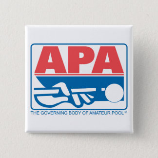 APAのオリジナルのロゴ 缶バッジ