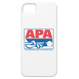 APAのロゴ iPhone SE/5/5s ケース