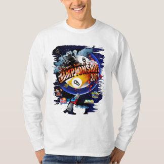 APAの国民は選手権を選抜します Tシャツ