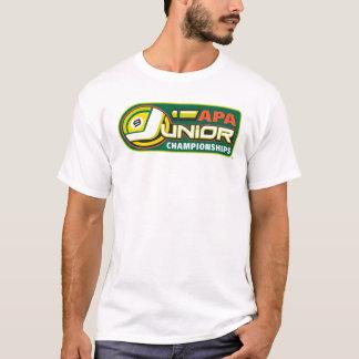 APA |の後輩選手権 Tシャツ