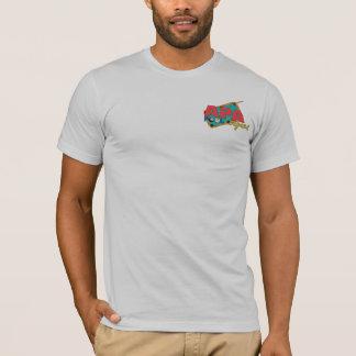 APA 8の球のゴシック様式デザイン Tシャツ