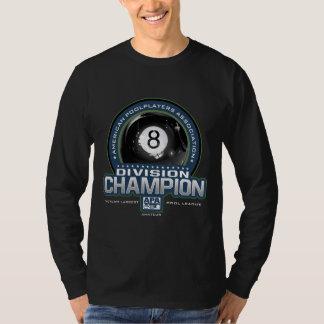APA 8の球部のチャンピオン Tシャツ