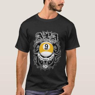APA 9の球のゴシック様式デザイン Tシャツ