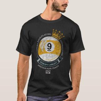 APA 9の球の王冠 Tシャツ