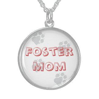 APARNはお母さんの純銀製のネックレスを促進します スターリングシルバーネックレス
