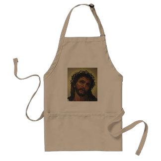 APARRELを調理するイエス・キリストのイメージ スタンダードエプロン