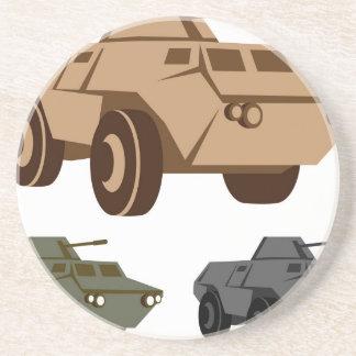 APCの装甲兵員輸送車 コースター
