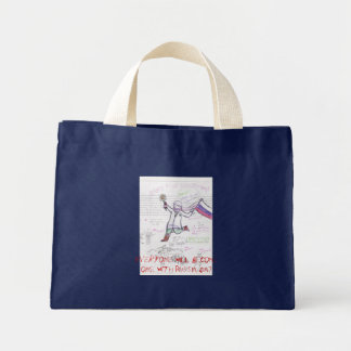 APHのバッグ ミニトートバッグ